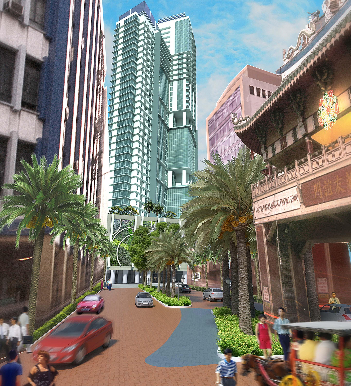 Noble Place, Megaworld, Binondo Condominiums, Manila Condominiums