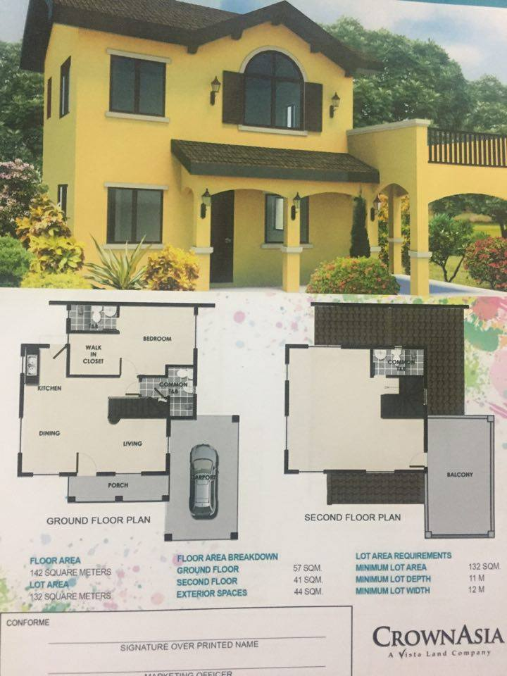 crown asia, vista land, manny villar, designer series, how to have your dream home