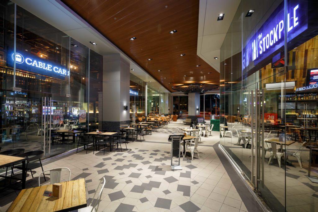TSB Retail Promenade