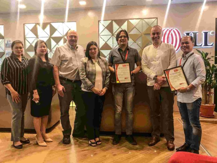 JLL Philippines receives international certifications 2020-Property Finds Asia