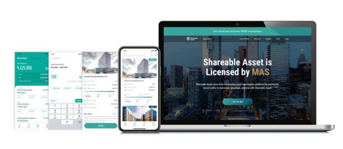 First-of-its-Kind Digital Token-based App For Global Real Estate Investment, Shareable Asset, Successfully Closes First Deal From Retail Investors 2020 - Property Finds Asia