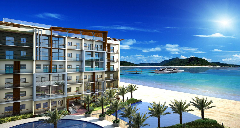 Citiglobal beach front