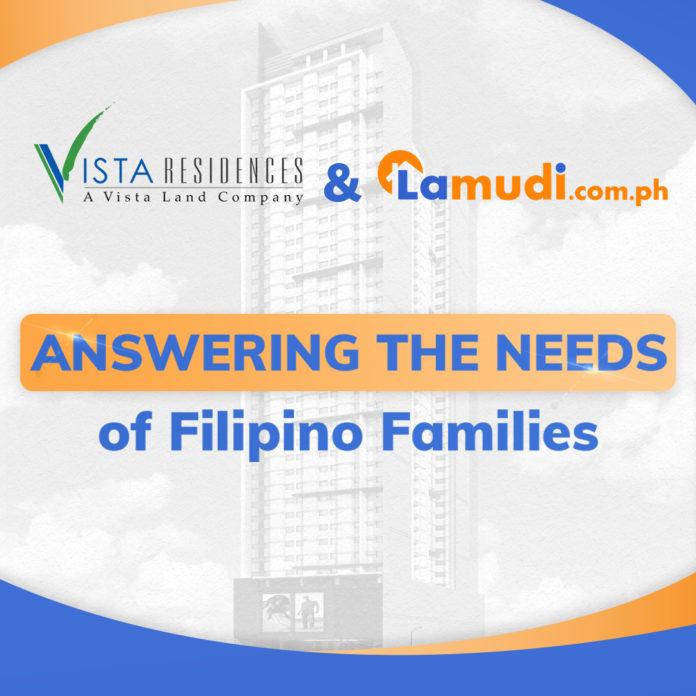 Lamudi Partnership Announcement - Vista Residences