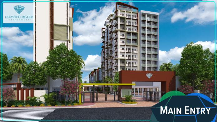 Diamond Realty Residences - Main Entry